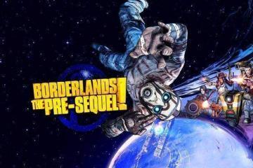 Borderlands: The Pre-Sequel.