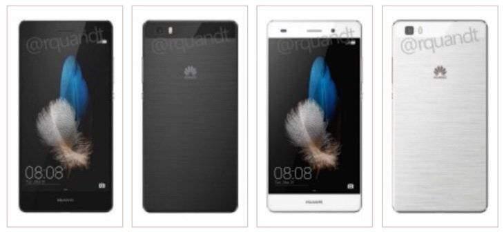 Huawei P8 Lite mostrato in alcuni presunti render ufficiali!