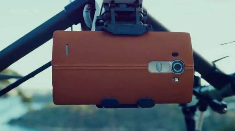 LG G4: un video mostra le qualità fotografiche e video