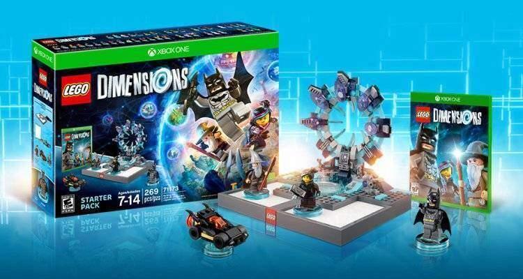 Annunciato LEGO Dimensions