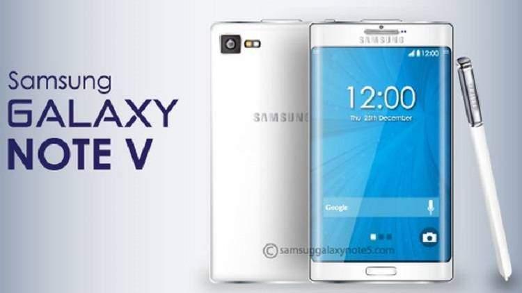 Samsung Galaxy Note 5 in due varianti con display UHD?