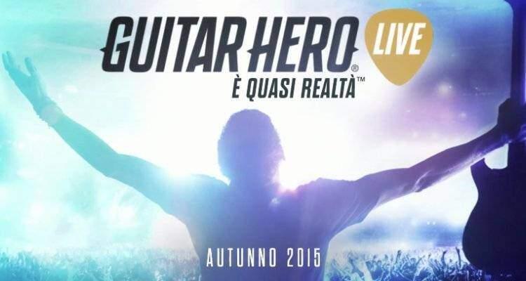 Guitar Hero Live.