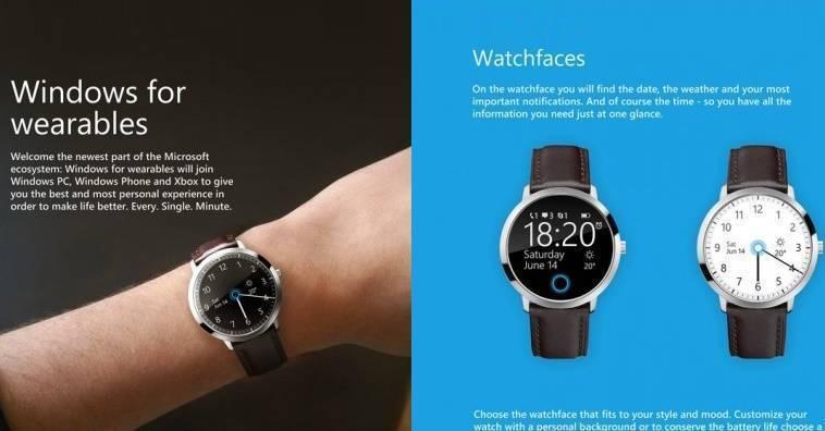 Microsoft al lavoro su uno smartwatch: è guerra ad Apple Watch
