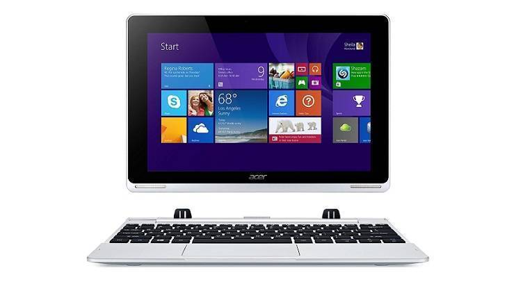 Acer Aspire Switch 10: Notebook/tablet Windows 8.1 in offerta su Amazon!