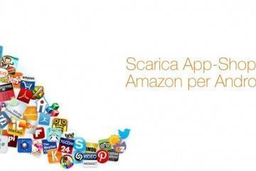 amazon app-shop regala tante app e giochi