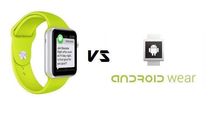 Apple Watch disintegra Android Wear con 1 milione di pre-ordini?