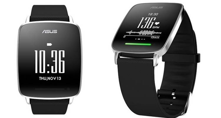 asus vivowatch, nuovo sportwatch made in taiwan