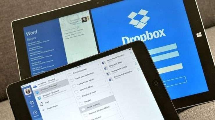 Dropbox: possibile l'accesso ai documenti tramite Microsoft Office Online!