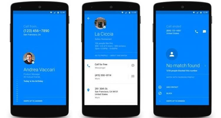 Facebook introduce Hello, nuovo dialer indipendente per Android!