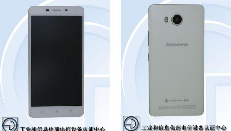 Lenovo A5860 certificato da TENAA: le caratteristiche