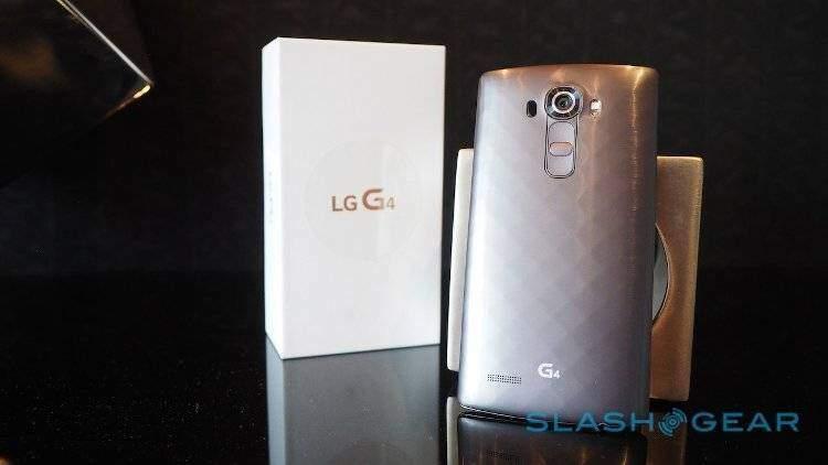 LG G4: foto, caratteristiche tecniche e funzionalità