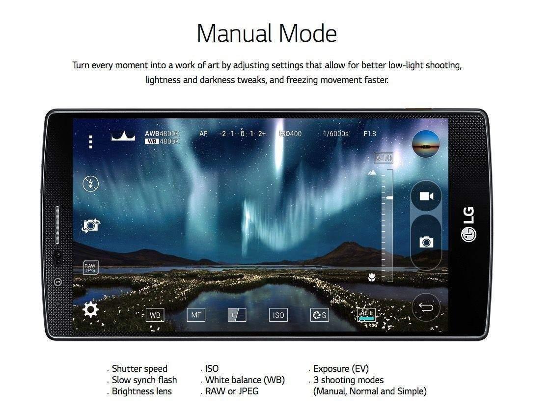 LG G4: un video ne esalta le qualità fotografiche