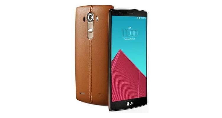 LG G4: prezzo probabilmente più basso del Samsung Galaxy S6