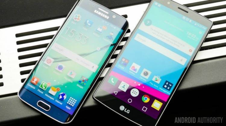LG G4 vs Samsung Galaxy S6 Edge: il confronto