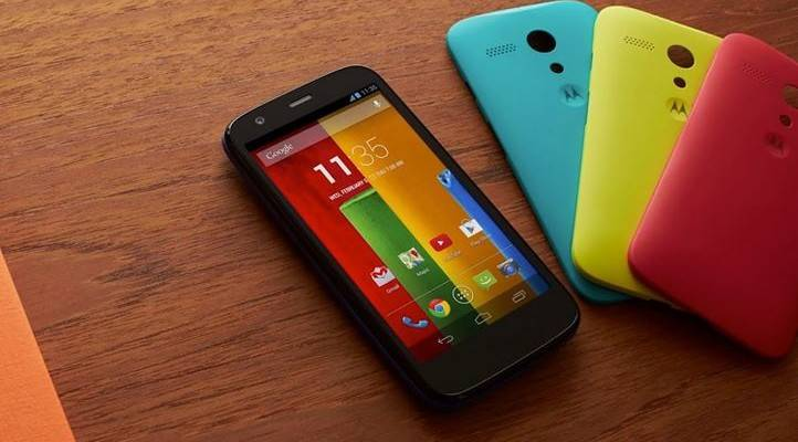 Motorola Moto G prima generazione