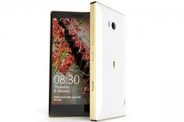 nokia lumia 930 arriva in gold edition anche in europa