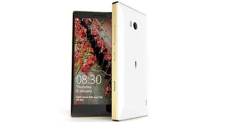 Nokia Lumia 930 Gold Edition: il debutto in Europa è realtà