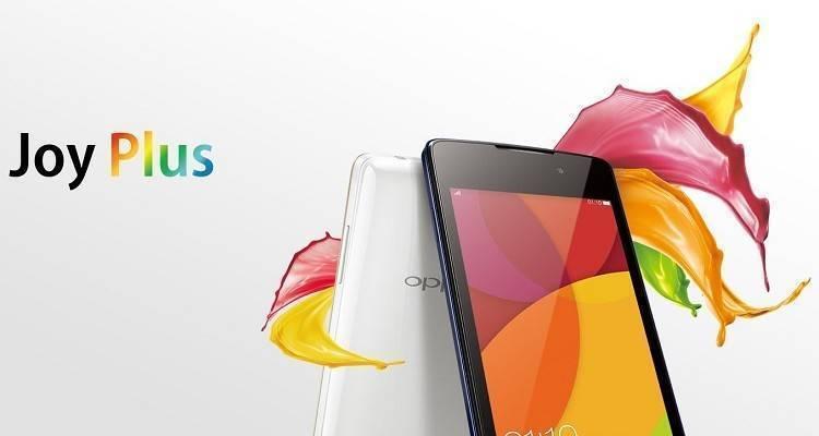 Oppo Joy Plus, nuovo entry level del produttore cinese