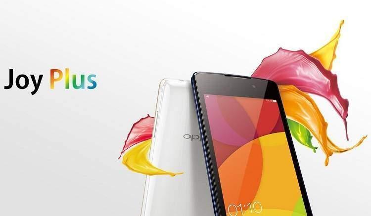 Oppo Joy Plus: l'entry-level destinato ai mercati emergenti