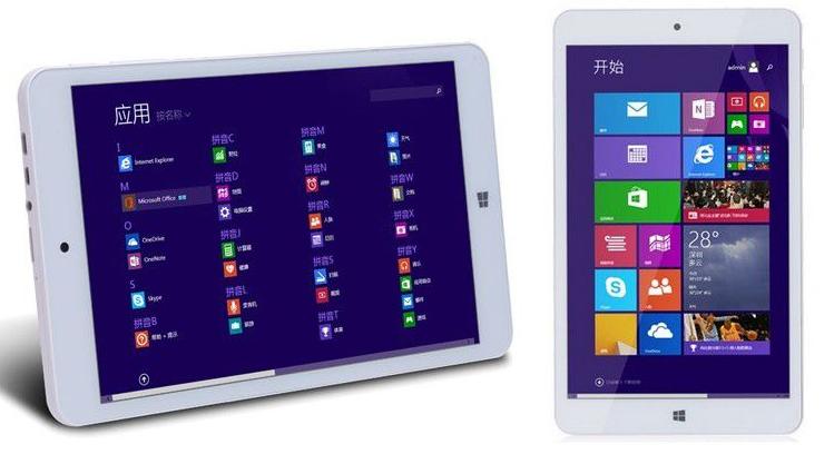 Pipo W4S: tablet con Android e Windows a soli 100 euro!