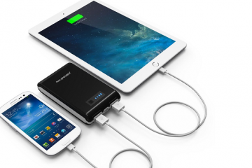 ravpower element: powerbank in offerta su amazon