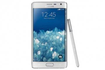 Samsung Galaxy Note Edge bianco