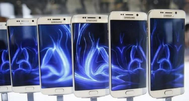 Galaxy S6 in mostra