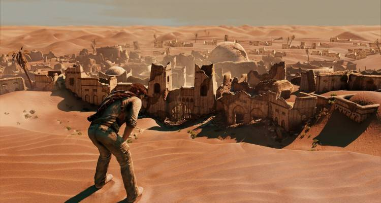 Uncharted Trilogy apparsa in un listino