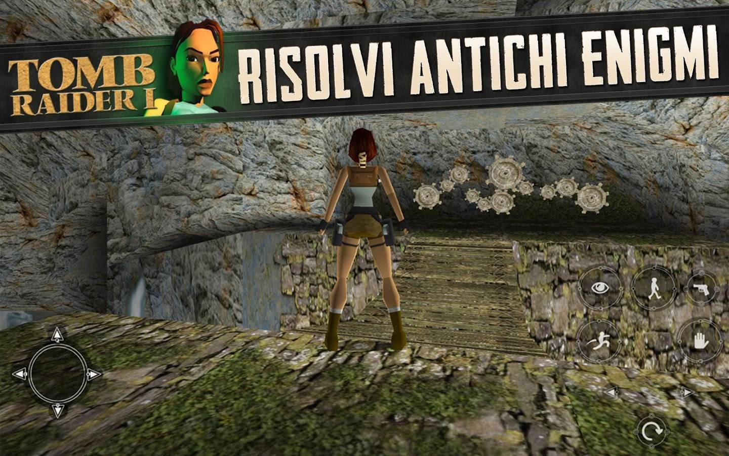 Tomb Raider sbarca su Google Play