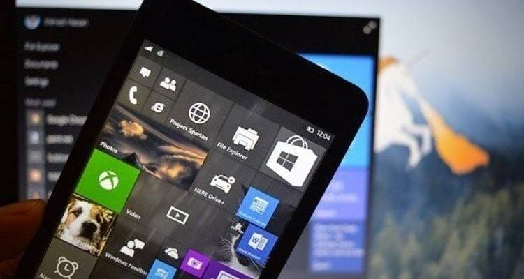 Windows Phone 10: immagini leaked mostrano notevoli cambiamenti alle Live Tiles!