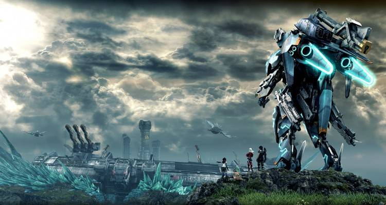 Xenoblade Chronicles X.