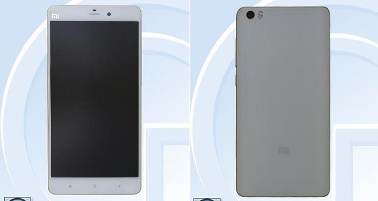 Xiaomi Mi Note Pro certificato dalla TENAA