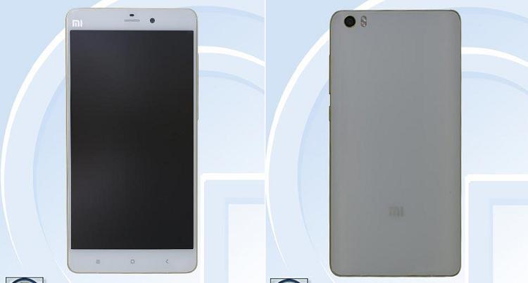 Xiaomi Mi Note Pro nelle mani della TENAA: le caratteristiche