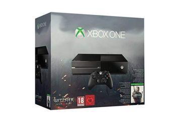 Bundle Xbox One + The Witcher