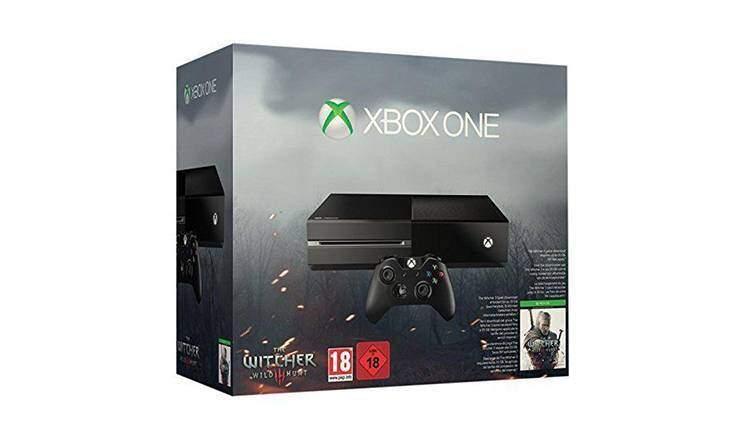 Bundle Xbox One + The Witcher 3 in offerta su eBay a 369€