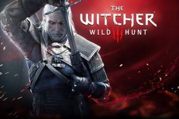 The Witcher 3.