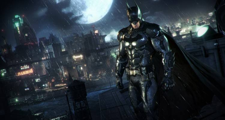 Batman Arkham Knight.