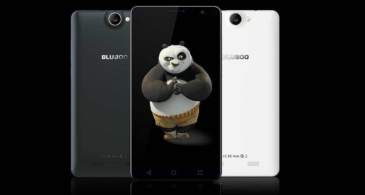 Bluboo X550: batteria da 5300 mAh e Android Lollipop!