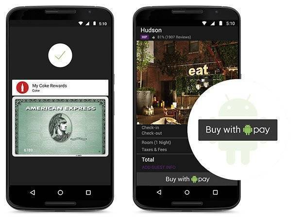 Android Pay: pagamenti via NFC con Android M!