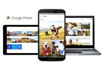 Google Foto presentato al Google I/O: tutte le novità!