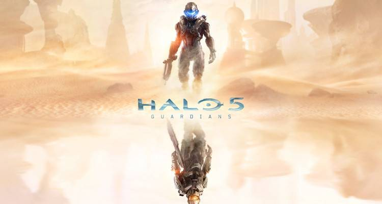 Halo 5 Guardians.