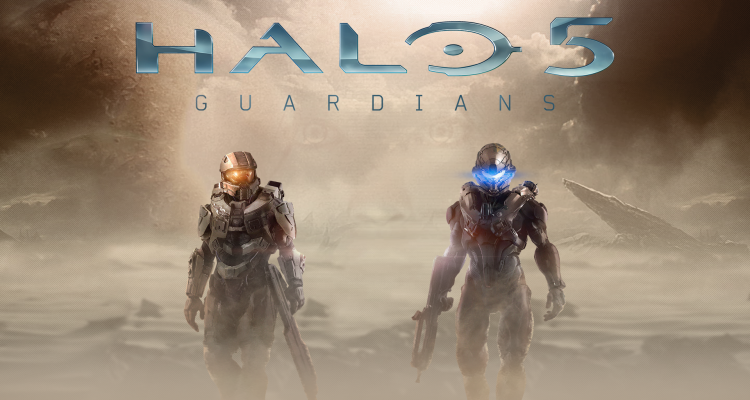 Halo 5: Guardians.