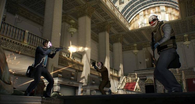 Payday 2 Crimewave Edition: disponibile nuovo video