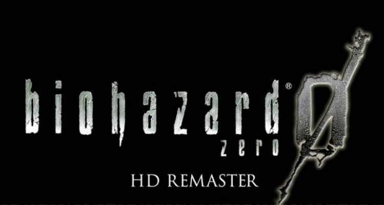 Resident Evil Zero HD Remaster.