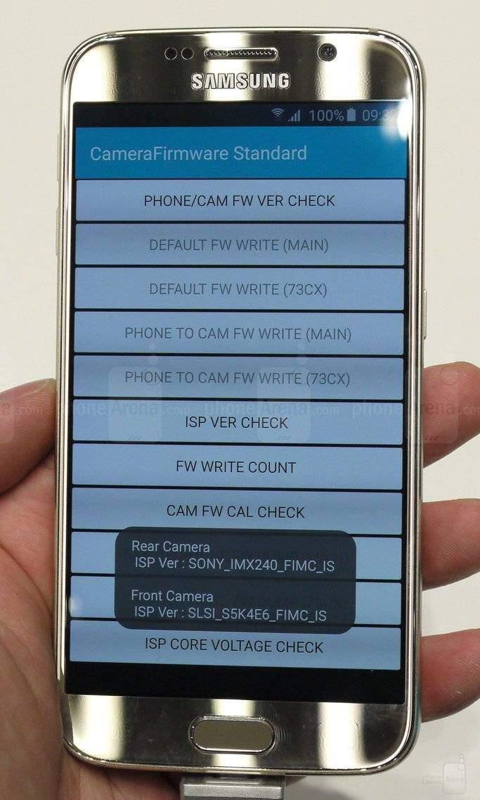 Samsung Galaxy S6 potrebbe arrivare con due sensori diversi per la fotocamera!