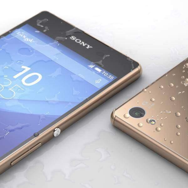 Sony Xperia Z3+: reparto fotografico privo del supporto RAW