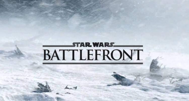 Star Wars Battlefront.