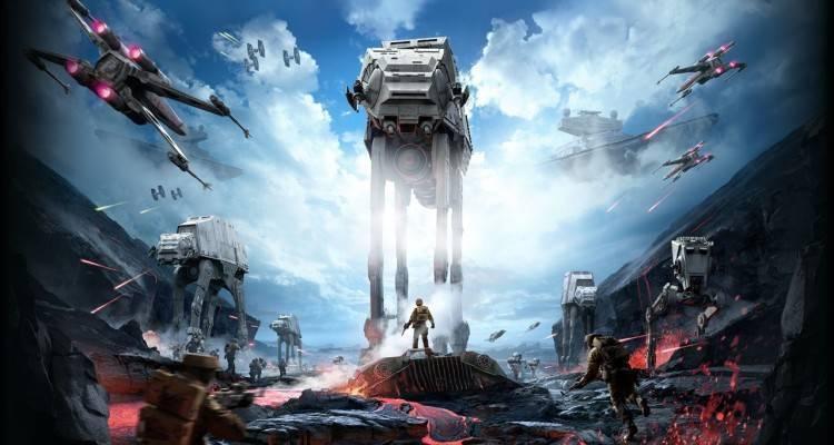 Star Wars Battlefront: nuovi dettagli e conferma dell'AT-AT giocabile