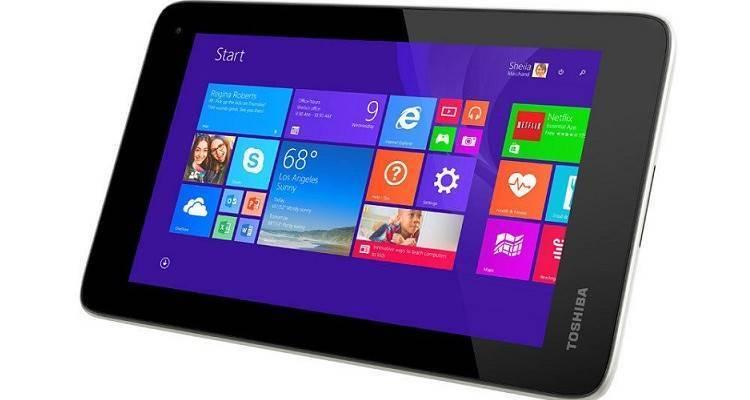Sposta il mouse sull'immagine per eseguire lo zoom Ne hai uno da vendere? Vendine uno uguale Dettagli su Toshiba Encore Mini Wt7-C-100 in offerta