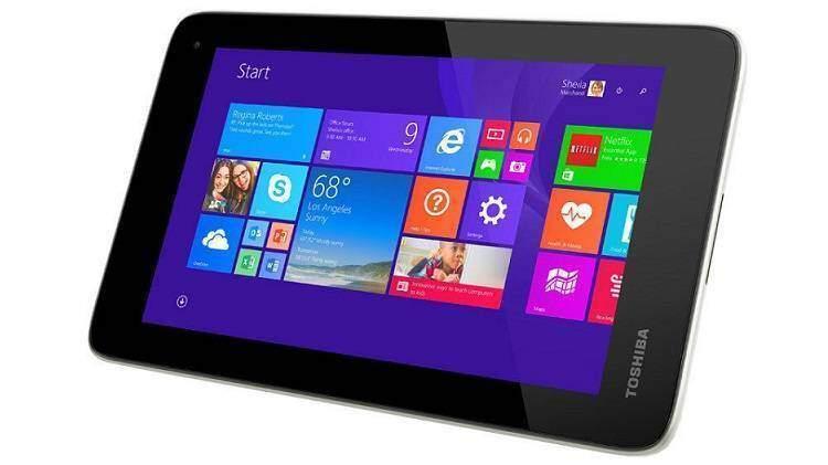 Toshiba Encore Mini Wt7-C-100: tablet Windows 8.1 in offerta a 79€!